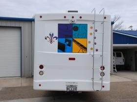 RV Custom Rear Graphics