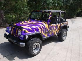 Jeep Custom Graphics