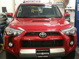 4Runner TRD Off Road Front End Xpel