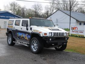 02-Hummer Commercial Graphics