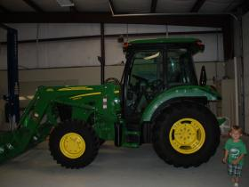 Tractor Tint
