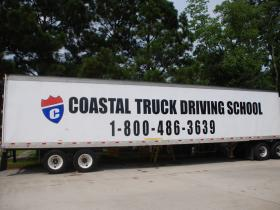 Large Trailer decals